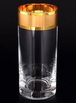 Набор стаканов КЛАУДИЯ МАТОВАЯ Bohemia Crystal 300 мл