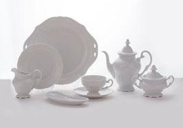 Чайный сервиз Weimar НЕДЕКОРИРОВАННЫЙ на 6 персон 23 предмета ( артикул МН 30183 В )