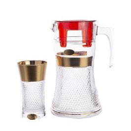 Хрустальный набор для воды Union Glass ФЕЛИЦИЯ 7 предметов