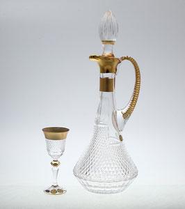 Хрустальный набор для водки Max Crystal  ФЕЛИЦИЯ 7 предметов