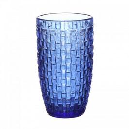 Набор стаканов Glases СИНИЕ 400 мл