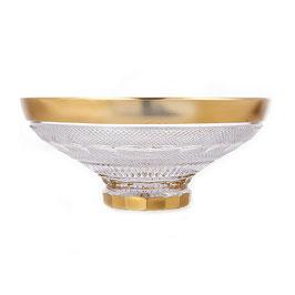 Хрустальная ваза для конфет Mclassic Mozer 20,5 см