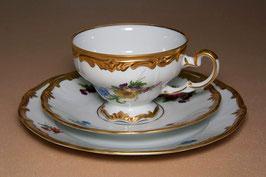 Десертный набор Weimar МЕЙСЕНСКИЙ БУКЕТ 18 предметов ( артикул МН 28284 В )