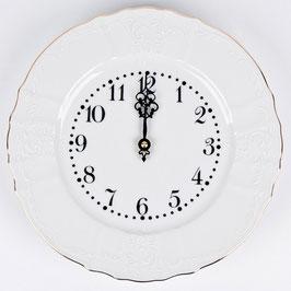 Часы настенные Bernadotte ЗОЛОТОЙ ОБОДОК 27 См
