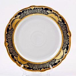 Блюдо круглое Weimar СИМФОНИЯ КОБАЛЬТ 30 см ( артикул МН 8245 В )