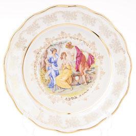 Набор глубоких тарелок МАДОННА Queens Crown 23 см
