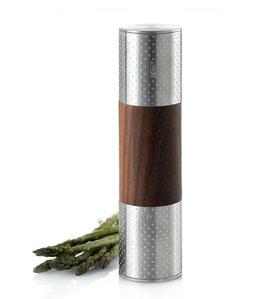Мельница 2 в 1 для соли и перца ADHOC DUOMILL DOTS S 5*5*19,6 см