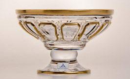 Хрустальная ваза для конфет ARNSTADT КЛАССИК 13 см ( артикул МН 19185 В )