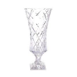 Хрустальная ваза для цветов Arnstadt SUNROSE 43 см