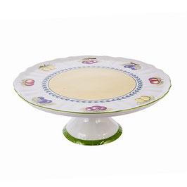 Блюдо для торта на ножке Epiag ФРУКТЫ 26 см