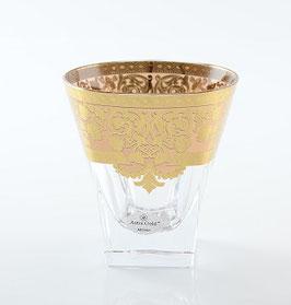 Набор стаканов для виски Astra Gold NATALIA CREM GOLD 270 мл