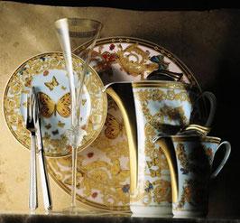 Немецкий кофейный сервиз Rosenthal ЛЕ ЖАРДИН на 6 персон ( артикул МН 24021 В )