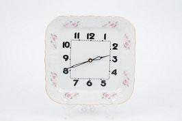 Часы настенные квадратные РОЗА СЕРАЯ Bernadotte 26 См