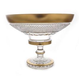 Хрустальная ваза для фруктов Bohemia Crystal ФЕЛИЦИЯ 30,5 см