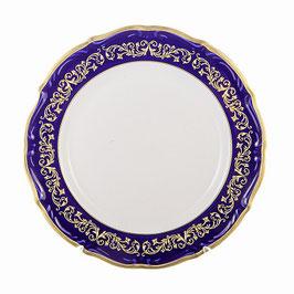 Набор закусочных тарелок Epiag ЗОЛОТОЙ КОБАЛЬТ 19 см