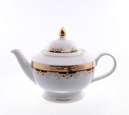 Чайник с крышкой Thun ЧЕРНАЯ ЛИЛИЯ 1200 мл