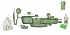 Набор кухонной утвари Dr. Green 14 предметов