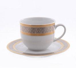 Набор для кофе мокко АНГЕЛИКА Thun на 6 персон 12 предметов