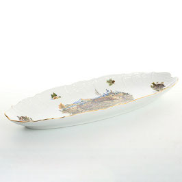 Блюдо для рыбы ОХОТА Bernadotte 52 см