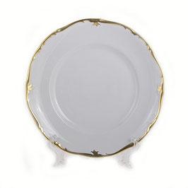 Набор закусочных тарелок Reichenbach БАРОККО ЗОЛОТО 19 см