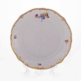 Набор постановочных тарелок Weimar МЕЙСЕНСКИЙ БУКЕТ 24 см ( артикул МН 478 В )