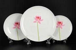 Набор тарелок для сервировки стола Thun ТОМ ЛОТОС 18 штук