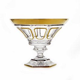 Хрустальная ваза для конфет ARNSTADT КЛАССИК 18 см ( артикул МН 36979 В )