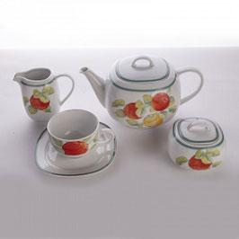 Чайный сервиз Thun ЛЕОН на 6 персон 15 предметов