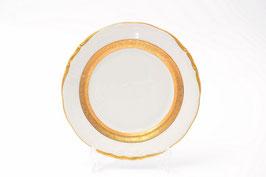Набор закусочных тарелок Sterne Porcelan МАТОВАЯ ПОЛОСА 21 см