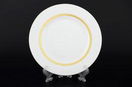 Набор закусочных тарелок Goldie КОРОНА 18 см