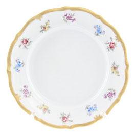 Набор закусочных тарелок Queens Crown МЕЙСЕНСКИЙ ЦВЕТОК 21 см