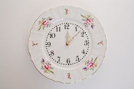 Часы настенные  ПОЛЕВОЙ ЦВЕТОК Bernadotte 27 см