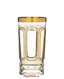 Немецкий Хрусталь ARNSTADT. Набор стаканов КЛАССИК 370 мл ( артикул МН 17448 В )