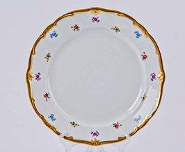 Набор закусочных тарелок Weimar МЕЙСЕНСКИЙ ЦВЕТОК 22 см ( артикул МН 302 В )