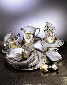 Комплект Посуды ROZENTHAL VERSACE ARABESQUE GOLD на 12 персон 115 предметов