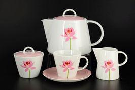 Чайный сервиз ThunТОМ ЛОТОС на 6 персон 15 предметов