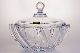 Ваза для конфет  ИНФИНИТИ Bohemia Crystal 19 см