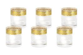 Набор хрустальных стаканов для виски Same ИМПЕРИЯ 300 мл
