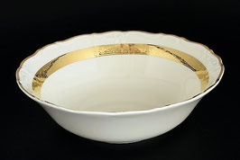 Салатник круглый Thun МАРИЯ ЛУИЗА ИВОРИ 25 см
