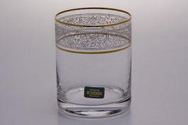 Набор стаканов  КЛЕОПАТРА Bohemia Crystal 320 мл