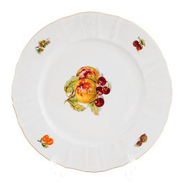Блюдо круглое Bernadotte ФРУКТЫ 30 см