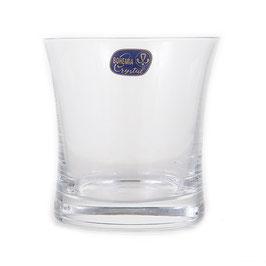 Набор стаканов для виски Bohemia Crystal ГРАЦИЯ 280 мл