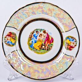 Набор десертных тарелок МАДОННА Bernadotte 17 см