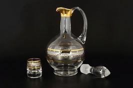 Набор для водки КЛАУДИЯ Bohemia Crystal 7 предметов