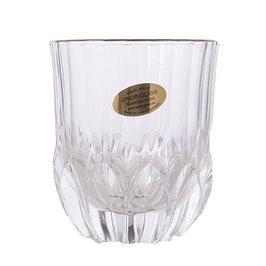 Набор стаканов для виски Union Glass АДАЖИО ПЛАТИНА 350 мл