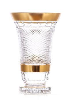 Хрустальная ваза для цветов Bohemia Cristal ФЕЛИЦИЯ 36 см