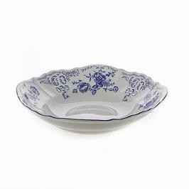Салатник круглый Bernadotte СИНИЙ 25 см