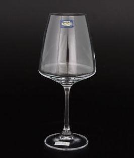 Набор бокалов Bohemia Crystal НАОМИ 450 мл