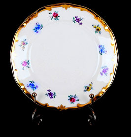 Набор десертных тарелок Weimar МЕЙСЕНСКИЙ ЦВЕТОК 15 см ( артикул МН 27985 В )