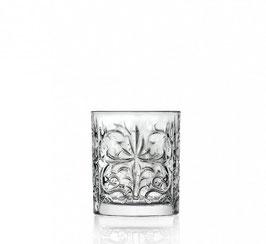 Набор стаканов для виски RCR Cristalleria Italiana TATTOO 337 мл
